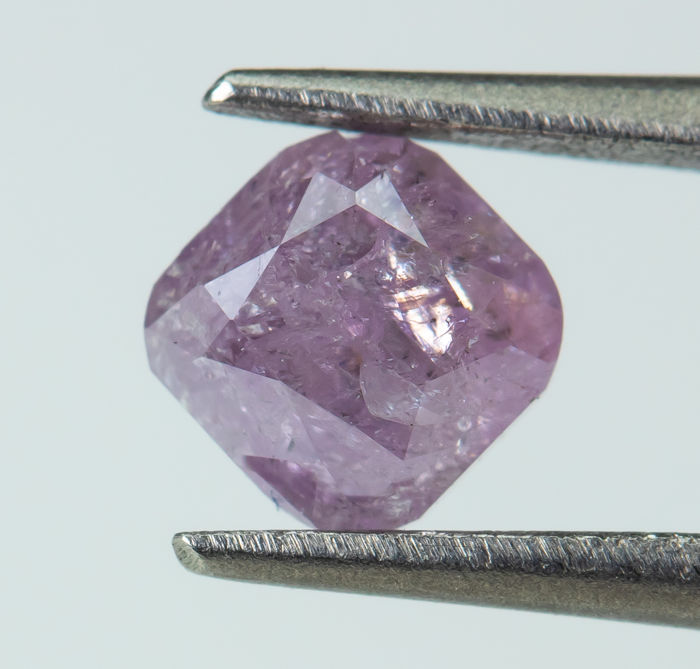 Fancy Diamond  Valuation Report 123782, 0.37 cts.