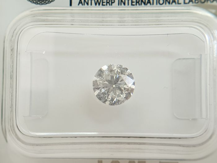 Diamond  Valuation Report 129106, 1.00 cts.