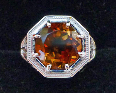Topaz  Valuation Report 89151, 6.25 cts.