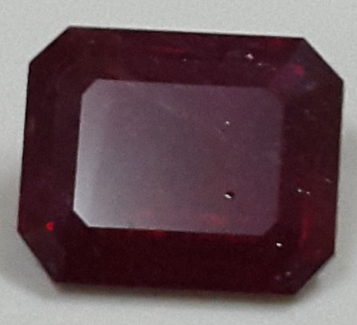 Ruby  Valuation Report 96059, 2.49 cts.