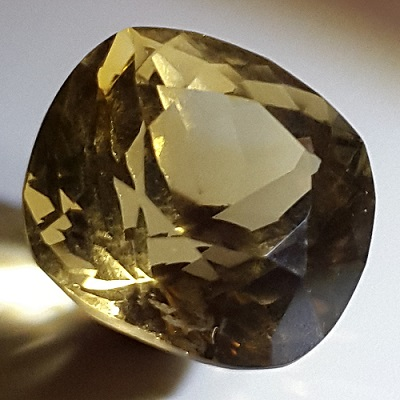 Citrine  Valuation Report 95911, 18.40 cts.