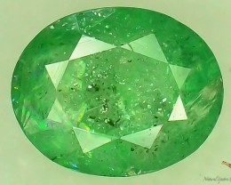 Emerald  Valuation Report 97525, 1.15 cts.