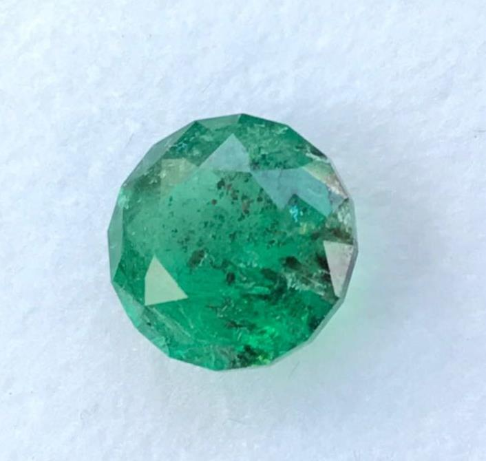 Emerald  Valuation Report 109064, 2.35 cts.
