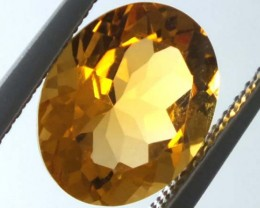 Citrine  Valuation Report 107418, 2.00 cts.