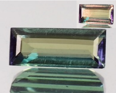 Alexandrite  Valuation Report 103190, 0.52 cts.