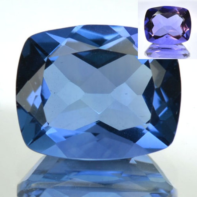 Fluorite  Valuation Report 107681, 4.47 cts.