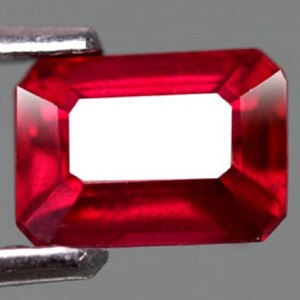 Ruby  Valuation Report 106564, 1.68 cts.