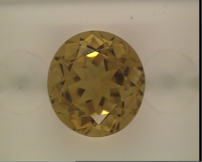 Citrine  Valuation Report 122567, 9.29 cts.